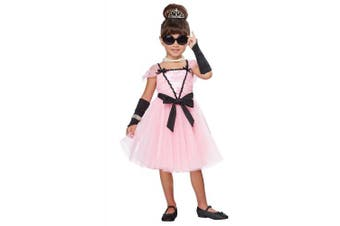(3-4, One Color) - California Costumes Movie Star Costume, One Colour, 3-4