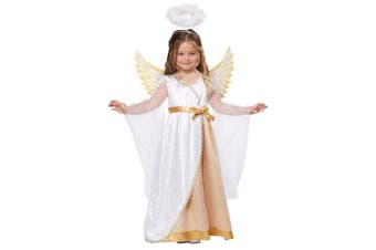 (Size 4-6) - California Costumes Sweet Little Angel Costume