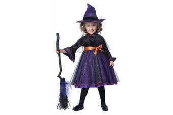 (Size 4-6) - California Costumes Hocus Pocus Toddler Costume, Size 4-6