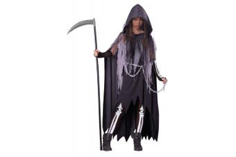 (X-Large) - California Costumes Miss Reaper Tween Costume, X-Large