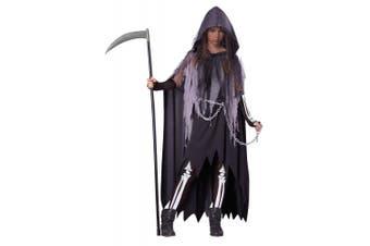 (Large) - California Costumes Miss Reaper Tween Costume, Large