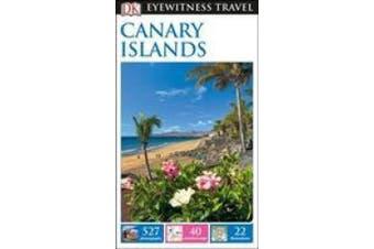 DK Eyewitness Canary Islands (Travel Guide)