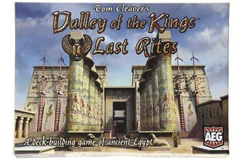 Alderac Entertainment Group (AEG) 5882AEG Valley of The Kings Last Rites