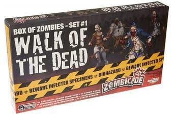 Zombicide: Walk of The Dead Box