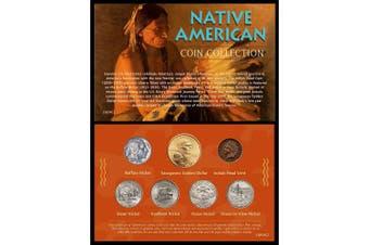 American Coin Treasures Native American Coin Collection