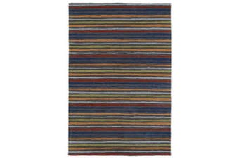 (0.6m x 0.9m, Multi) - Kaleen Rugs Lily & Liam Collection LAL07-75 Grey Machine Tufted Rug, 0.6m x 0.9m