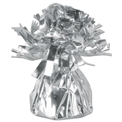12 Per Package Beistle 50804-S Metallic Wrapped Balloon Weights