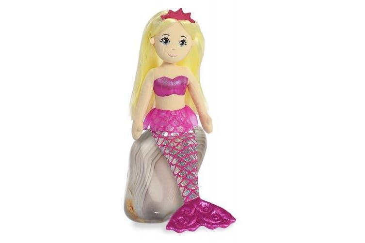 Aurora World Sea Sparkles Jewel Mermaid Plush