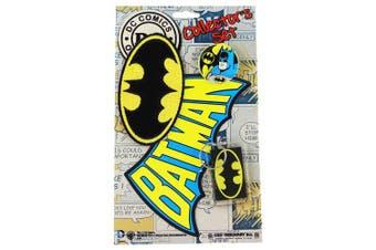 C & D Visionary DC Comics Originals Batman Collector's Set
