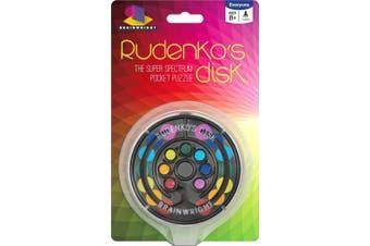 Brainwright Rudenko's Disc, The Super Spectrum Pocket Puzzle