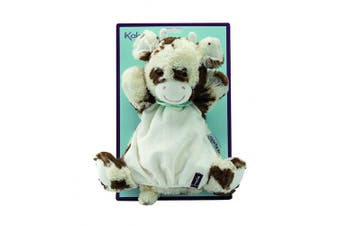 Kaloo Les Amis Milky the Cow Puppet