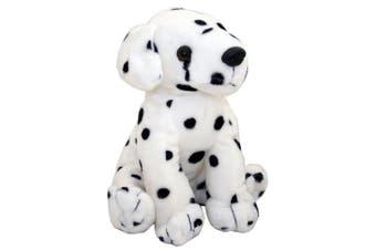 (Dalmatian) - Anico Plush Toy Dog, Stuffed Animal, Dalmatian, 20cm Tall