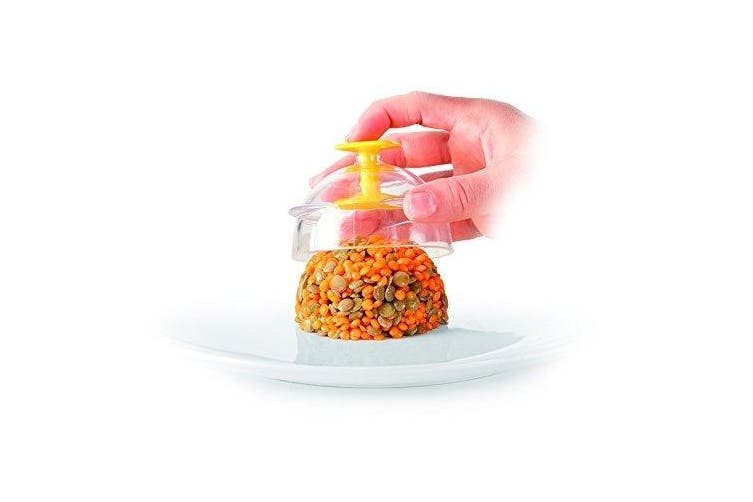"""Tescoma 3D Food-Shaping Moulds, 3 Shapes """"Presto Foodstyle"""", Assorted"""