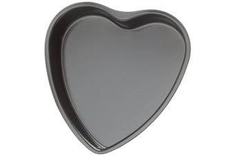Patisse Nonstick Heartshape Pan, 20cm , Black