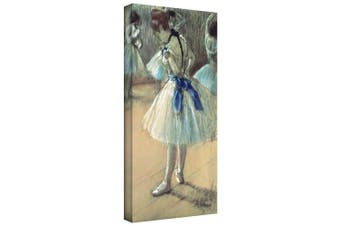 (46cm  by 80cm ) - Art Wall 'Dancer' Gallery-Wrapped Canvas Artwork by Edgar Degas, 46cm by 80cm