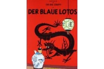Tim und Struppi 04. Der Blaue Lotos