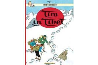 Tim und Struppi 19. Tim in Tibet [German]