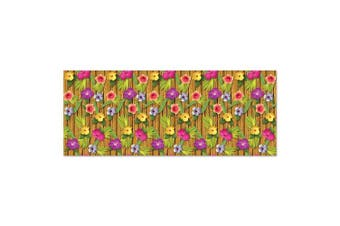 Beistle 52128 Luau Backdrop, 1.2m by 9.1m