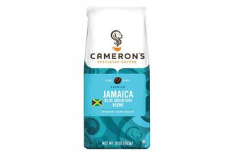 (Jamaica Blue Mountain Blend, 300ml) - Cameron's Whole Bean Coffee, Jamaica Blue Mountain Blend, 300ml (packaging may vary)
