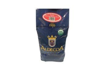 (Peru, 950ml) - Aldecoa Whole Bean Organic Coffee, Peru, 950ml