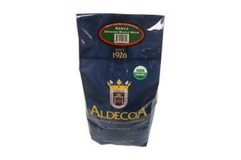 (Kenya, 950ml) - Aldecoa Organic Whole Bean Coffee, Kenya, 950ml