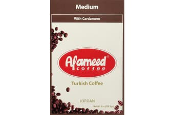 Alameed Coffee with Cardamom, 0.2kg