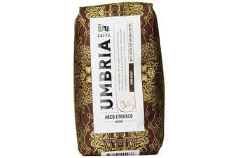 Caffe Umbria Arco Etrusco Blend, Dark Roast, 350ml Bag
