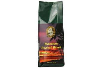Aloha Island Coffee Company Kona Hawaiian Blend Whole Bean Coffee, Hazelnut Flavoured, 0.5kg