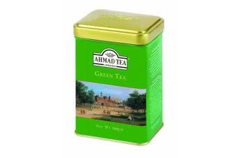 Ahmad Tea Green Tea, 100ml Tin
