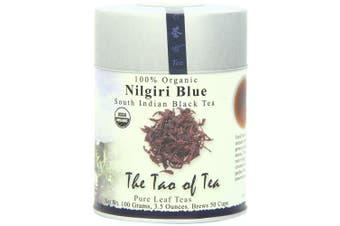 The Tao of Tea, Nilgiri Blue Black Tea, Loose Leaf, 100ml Tin