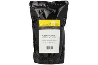 Elmwood Inn Fine Teas, Chamomile Caffeine-free Herbal, 240ml Pouch