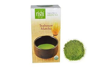 Rishi Tea Organic Teahouse Matcha, 20ml