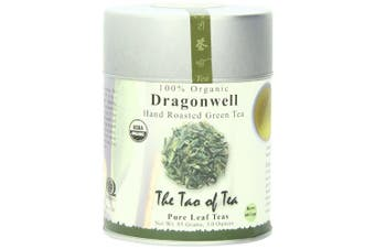 The Tao of Tea, Dragonwell Green Tea, Loose Leaf, 90ml Tin