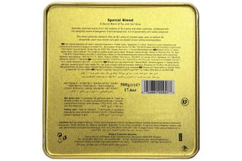 Ahmad Tea Special Blend Loose Tea Caddy, 520ml