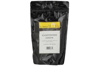 Elmwood Inn Fine Teas, Gunpowder Pinhead Organic China Green Tea, 470ml Pouch