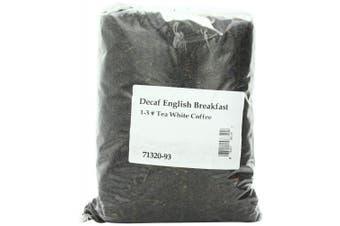 Bencheley Tea English Breakfast Decaf Bulk Tea, 1.4kg