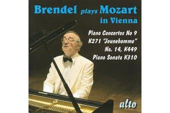 Brendel Plays Mozart in Vienna