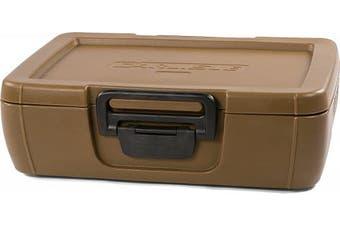 (10cm , Carmel) - Carlisle IT14043 Cateraide IT Top Loading Insulated Food Pan Carrier, 10cm , Caramel