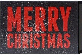 "Artistic Reflections ""Merry Christmas"" Framed Art"
