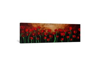 (90cm  by 30cm /1.3cm  Deep) - iCanvasART 1 Piece Draw Me Closer Canvas Print by Heather Offord, 30cm by 90cm /1.9cm Deep