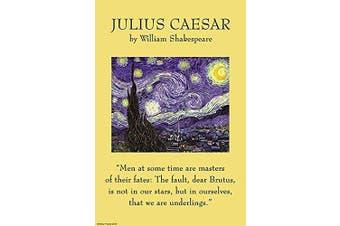 """Buyenlarge Julius Caesar - 30cm X 46cm """" Paper Poster. (Edition 8703),"""