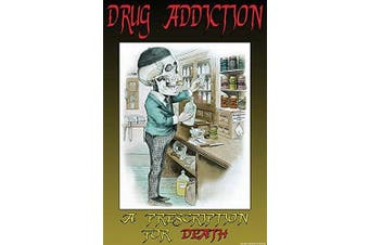 "Buyenlarge 0-587-20856-2-P1218 ""Drug Addiction"" Paper Poster, 30cm x 46cm"