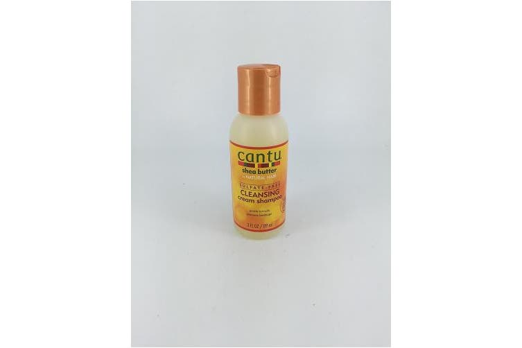 Cantu Shea Butter For Natural Hair Sulfate- Free- Cleansing Cream Shampoo 3oz