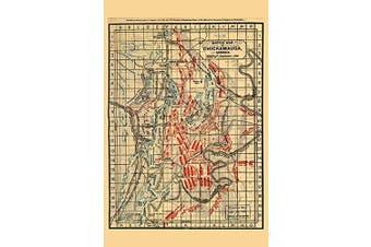"Buyenlarge 0-587-23351-6-P1218 ""Chickamauga #5.1cm Paper Poster, 30cm x 46cm"