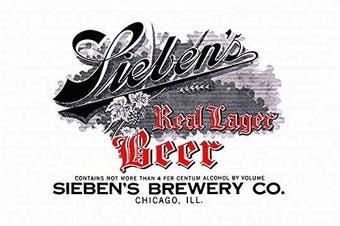 """Buyenlarge 0-587-22546-7-P1218 """"Sieben's Real Lager Beer"""" Paper Poster, 30cm x 46cm"""