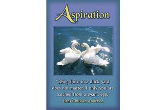 "Buyenlarge 0-587-22365-0-P1218 ""Aspiration"" Paper Poster, 30cm x 46cm"