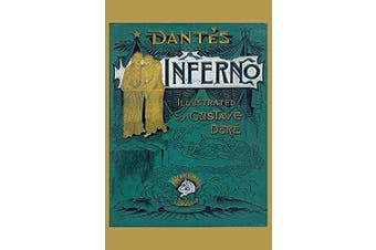 "Buyenlarge 0-587-21363-9-P1218 ""Dante's Inferno"" Paper Poster, 30cm x 46cm"