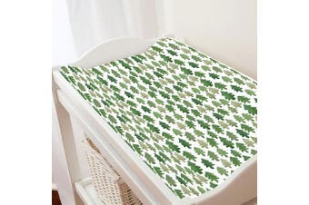 Carousel Designs Evergreen Forest Changing Pad Cover