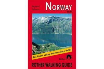 Norway South (Norwegen Süd - englische Ausgabe)