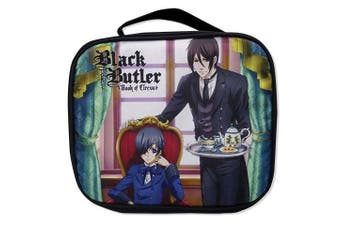 Black Butler Book of Circus Ciel and Sebastian lunch Bag